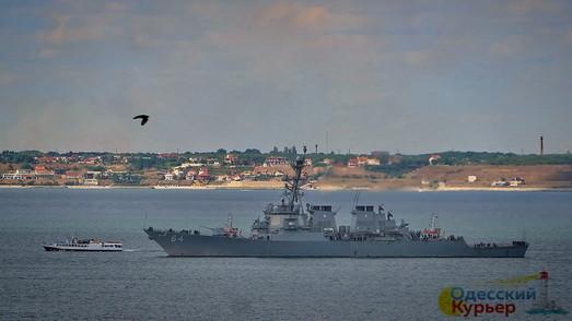 """Военно-морские учения """"Си-Бриз"""" пройдут только в открытом море"""