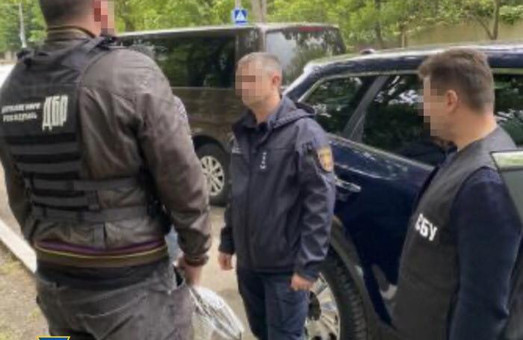 В Одессе задержали на огромной взятке и отправили в СИЗО заместителя начальника пожарных