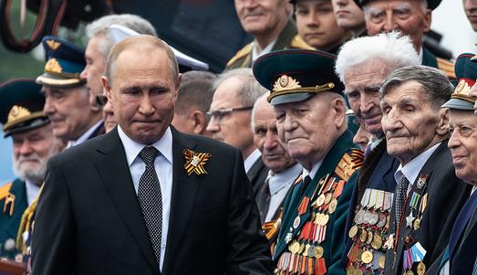 Битва десятилетия: Путин и коронавирус