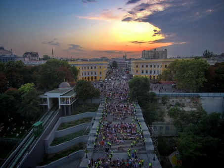 Одесские фестивали переносят на август