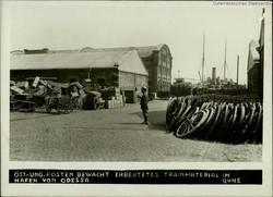 Одесса во время австро-немецкой оккупации (ФОТО)