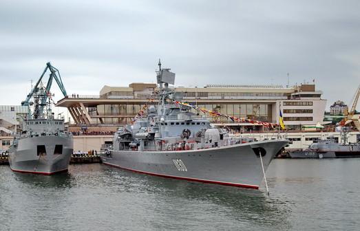 В военном флоте Украины сменили главнокомандующего