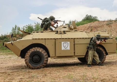 Российские модернизации БРДМ продолжают оставаться полуфабрикатами