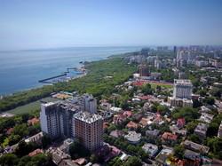 Район Отрады в Одессе тотально застроили высотками (ФОТО)