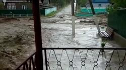 В Ренийском районе стихийное бедствие после ливней (ФОТО)
