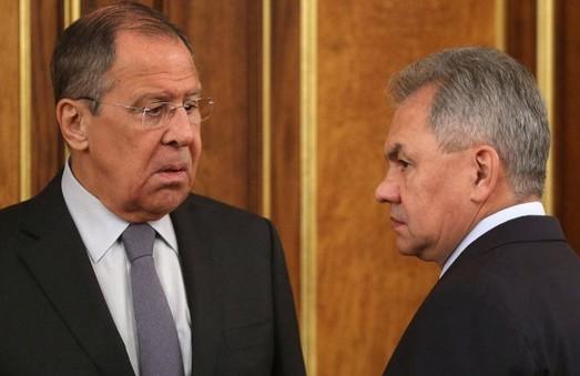 Сирт раздора: Сергей Лавров и Сергей Шойгу ретировались перед натиском Турции