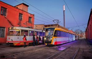 В тендере на закупку частично низкопольных трамваев для Одессы определился победитель