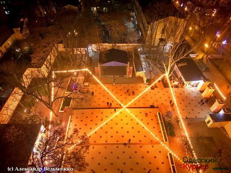 Театральный сезон в Одессе будет проходить на свежем воздухе - в Летнем