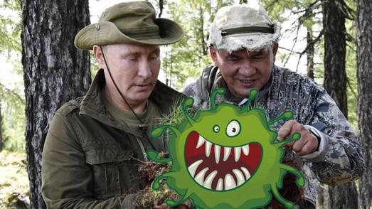 """Волшебное """"исцеление"""" России от коронавируса и пожизненный бункер Путина"""