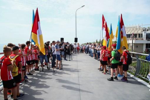 В Одессе закончили долгострой - эстакаду на 10-й станции Фонтана (ФОТО)