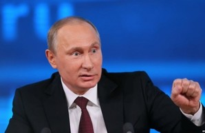 Путина поздравили с парадом Победы радиоактивными отходами и расследованием его преступлений