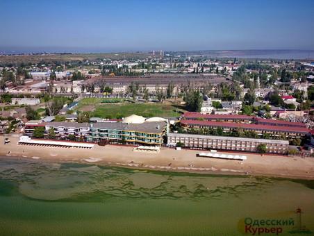 На пляжах Одессы все еще нельзя купаться