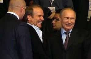 """Проект """"Медведчук"""" получает второе дыхание"""