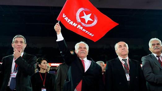 """Турецкая партия """"Родина"""" пророссийского толка выведена из состояния """"спящей ячейки"""""""