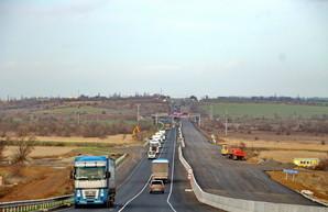 Как будут ремонтировать автотрассу Одесса - Киев