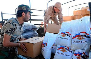 Гуманитарная специфика Российской оккупации: разрушь страну, и имитировать гуманитарную помощь