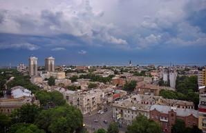В Одессе сегодня будет гроза