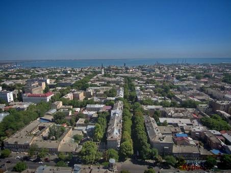 Отключения света в Одессе в первый день июля