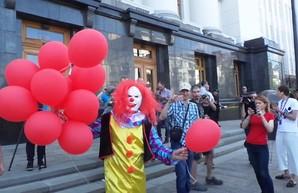 """Политических аутсайдеров """"Партию Шария"""" переквалифицировали в провокаторов и """"мясо"""""""
