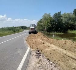Наводнение на Днестре: уровень воды понемногу уменьшается