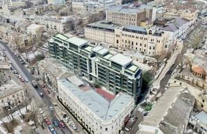 В Одессе собираются строить многоэтажку на Дерибасовской возле Оперного театра