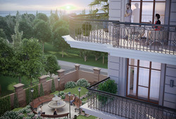 В Одессе начинают строить еще одну высотку на Французском бульваре