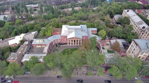 В Минкульте обещают отреставрировать Художественный музей в Одессе