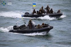 В море под Одессой и Николаевом прошли контртеррористические учения (ФОТО, ВИДЕО)