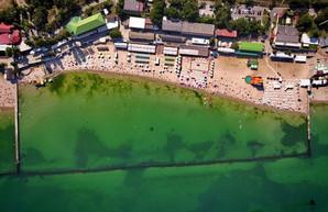 Минздрав предупреждает: купаться в Одессе на пляжах нельзя
