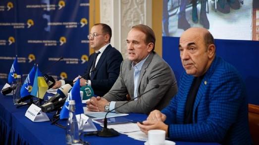 Кремлевский проект ОПЗЖ пытается вбить клин между Украиной и Турцией