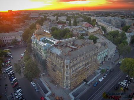 Реставрация дома Либмана в Одессе: нужно восстанавливать даже фундамент