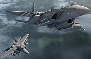 """Истребители F-15EX пошли """"на золото"""""""
