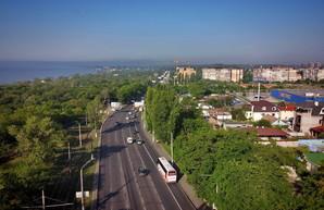 В Одессе решили увеличить число полос по дороге на поселок Котовского