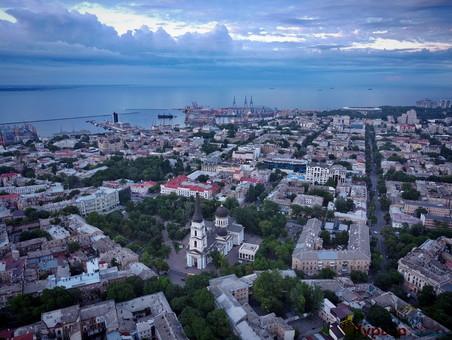 Новая неделя начинается в Одессе с отключений света