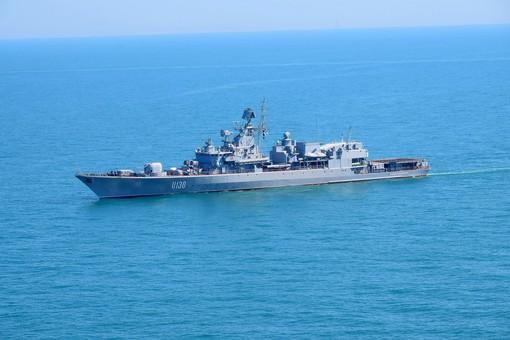 """В Одессе начались морские учения """"Си-Бриз"""""""