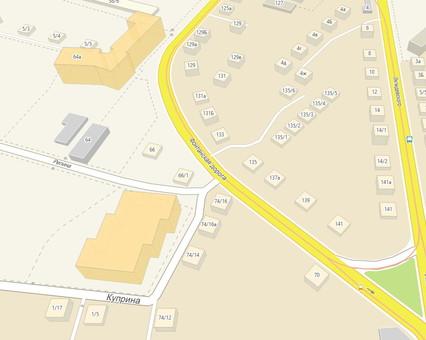 На 11-й станции Фонтана в Одессе построят коттеджный городок