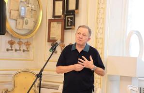 Почетным гражданином Одессы стал Пойзнер