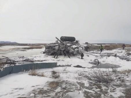 Российская авиация получает кустарные запчасти с оккупированных территорий Украины