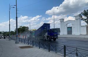 В Одесской мэрии рассказали о завершении ремонта спуска Маринеско