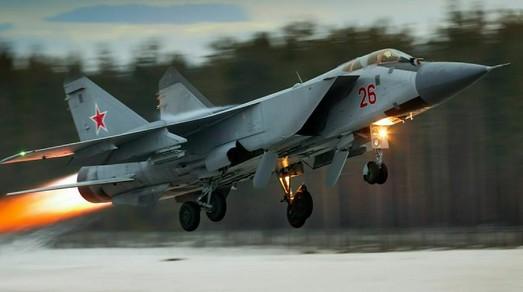 """Российские МиГ-31 поставят на бесконечную """"реанимацию"""""""