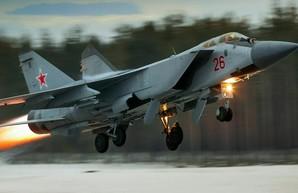 """Российские МиГ-31поставят на бесконечную """"реанимацию"""""""