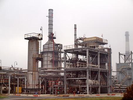 Промышленность Одесской области сокращает производство