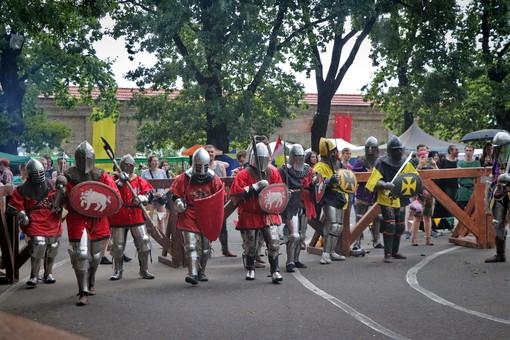 Средневековый фестиваль в Одессе пройдет 5-6 сентября