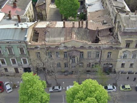 Одесская мэрия озаботилась домом Гоголя