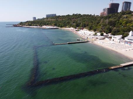 В Одессе на Дельфине будут создавать еще один пляж для людей с ограниченными возможностями