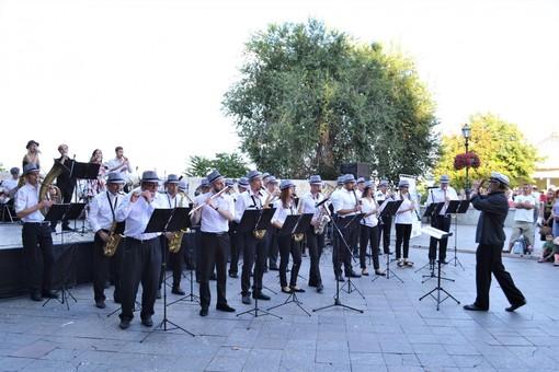 В Одессе прошел фестиваль духовых оркестров (ФОТО)