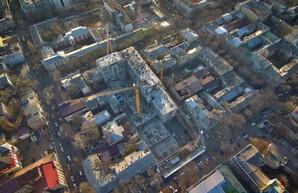 Как работает строительная отрасль в Одесской области
