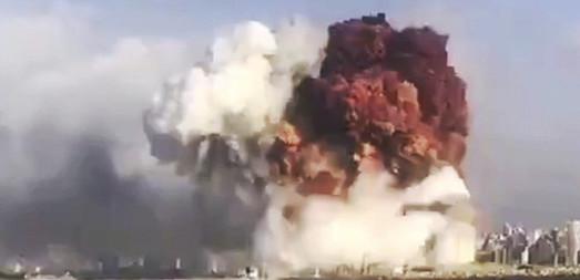 Взрыв в Бейруте: российский груз и одесский экипаж судна