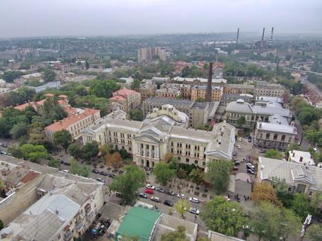 Одесский медуниверситет закрывают