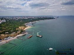 Как выглядит Одесса со стороны моря (ФОТО)